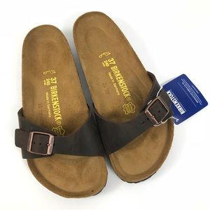 951db1e5cf0 Birkenstock Shoes - NEW Birkenstock Habana Oiled Leather Madrid 37